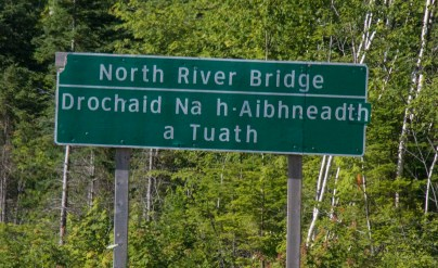 0717 Gaelic Sign 2 (1 of 1)