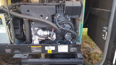 RV oil filter